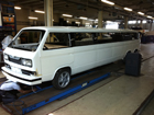 VW T1 Stretch Limusine